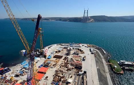 3. Köprü, İstanbul'un her iki yakasında yeni sanayi bölgeleri yaratacak!