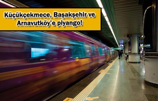 Halkalı-İstanbul Havalimanı Metrosu'nda