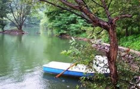 Sera Gölü'nün etrafı gezilebilecek!