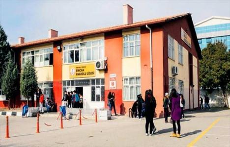 Sincan Anadolu Lisesi'nin