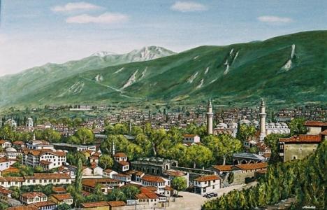 Bursa'da Osmanlı mahallesi