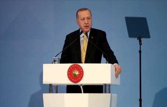 Cumhurbaşkanı Erdoğan: Arnavutluk'ta 500 konut yapacağız!