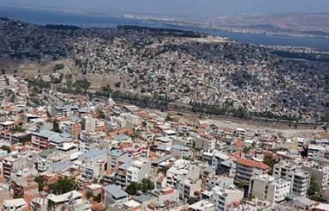İzmir Kadifekale'deki kentsel dönüşüm çalışmaları devam ediyor!