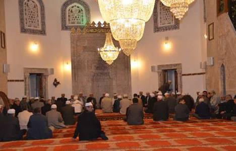Tosya Mer'aş-i Abdurrahman Paşa Camisi restorasyonun ardından ibadete açıldı!