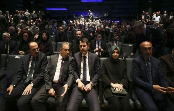 Murat Kurum: Büyük bir sanat ve mimari hazinesine sahibiz!