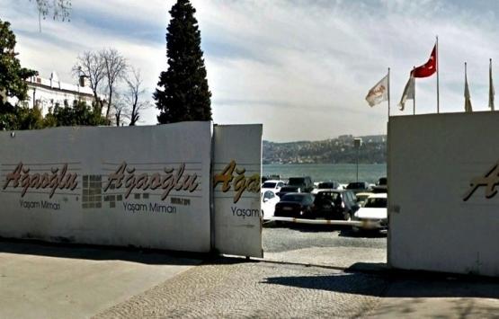 Ağaoğlu'nun Boğaz'a yapacağı otel gündemde!