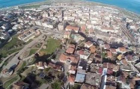 Trabzon Pazarkapı'da kentsel