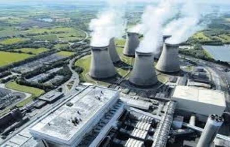 Rusya'da nükleer santral