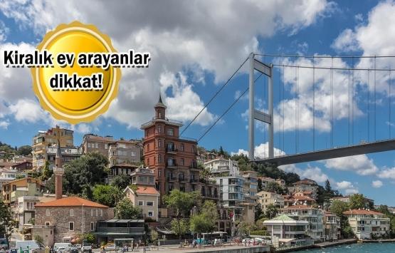 İstanbul'da konut kiraları en çok hangi ilçelerde arttı?
