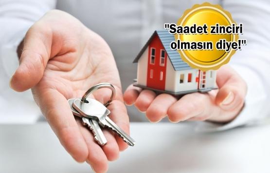 Faizsiz ev hayaline yeni önlemler!