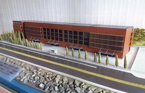 Çaykur'un yeni fabrikasının inşaatı sürüyor!