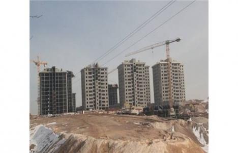 TOKİ Nevşehir 4.etap inşaatı devam ediyor!
