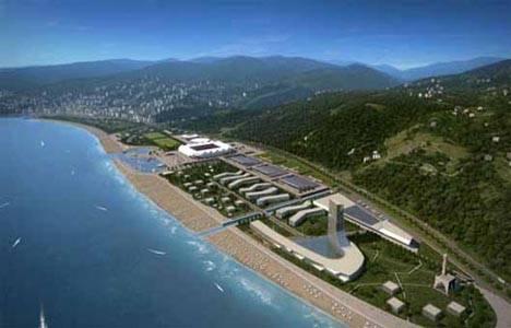 Trabzon'a yapılacak 40