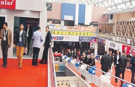 MODEF EXPO'ya yoğun ilgi!