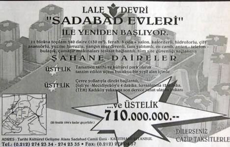 1994 yılında Sadabad