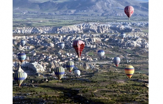Nevşehir'de 13.5 milyon TL'ye satılık arsa!