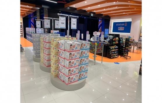 Ebebek, 176. Mağazasını Ankara Bilkent Center AVM'de açtı!