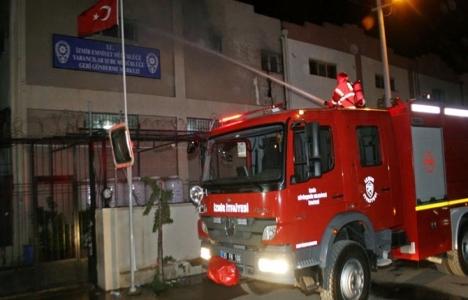 İzmir'de Geri Gönderme