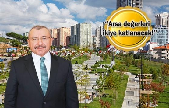 Ataşehir'in imar sorunu çözülecek!