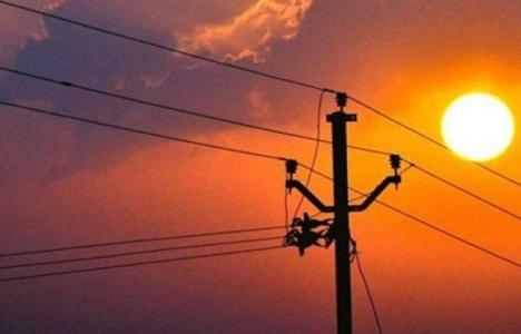 Elektrik kesintilerinden etkilenen