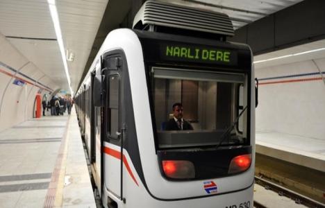 Narlıdere metrosuna Ankara'dan
