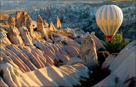 Kapadokya ve Erciyes