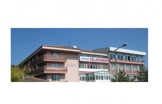 Kastamonu Eski Turaş Otel 4.8 milyon TL'ye satılıyor!