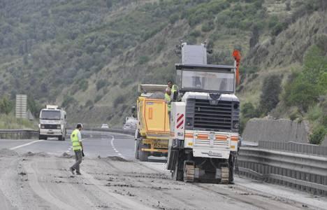 Gebze-Körfez ilçeleri arasındaki yol çalışmalarına 20 Mayıs'tan itibaren ara veriliyor!