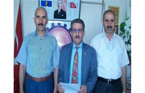 TOKİ Elazığlı emekliler