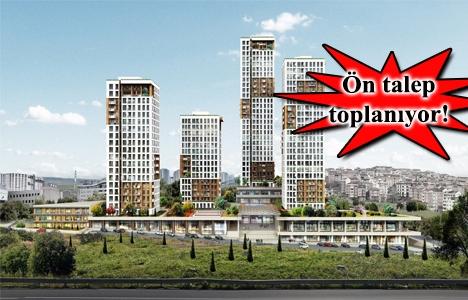 Karden Self İstanbul projesi Mart'ta satışta!