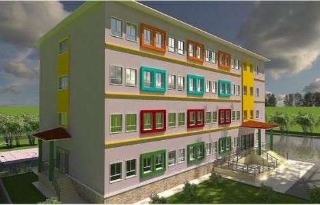 Çanakkale Çan İmam Hatip Lisesi'nin inşaatı başladı!