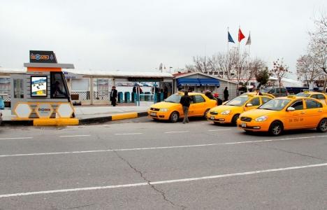 Taksi, minibüs ve