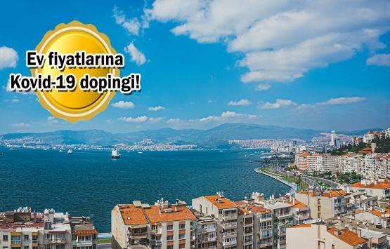 İzmir'de Nisan ayında en çok konut hangi ilçede satıldı?