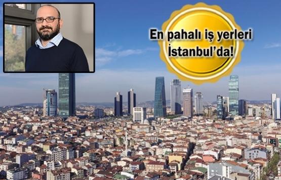 Türkiye'de iş yeri ortalama metrekare fiyatı 4 bin 12 TL!