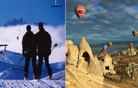 Erciyes ve Kapadokya