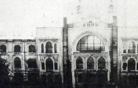 1984 yılında Haydarpaşa