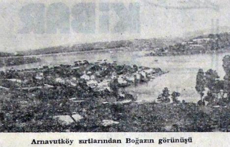 1945 yılında Ortaköy