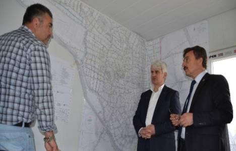 Bursa Yenişehir Arıtma Tesisi 40 milyon TL'ye mal olacak!