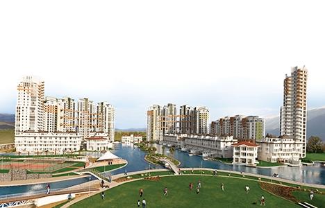 Sinpaş, Cityscape Katar