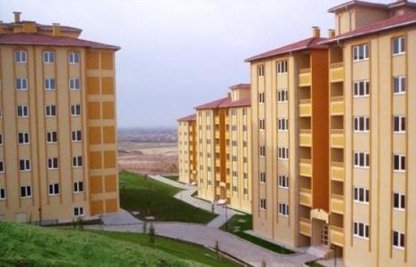 TOKİ Akseki'de konut