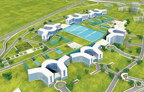 Gaziantep Şehir Hastanesi 2018'de açılacak!