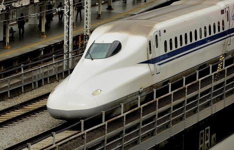 Afrika'nın hızlı treni