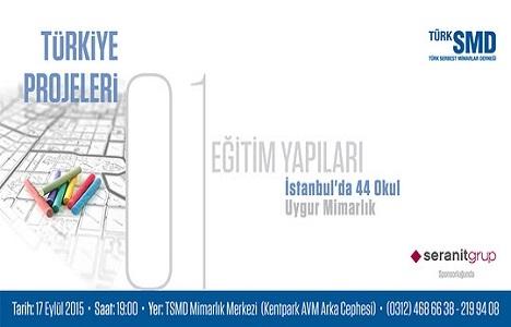 TSMD Türkiye Projeleri panel serisi başlıyor!