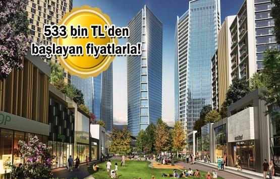 Merkez Ankara ofis etabı satışta!
