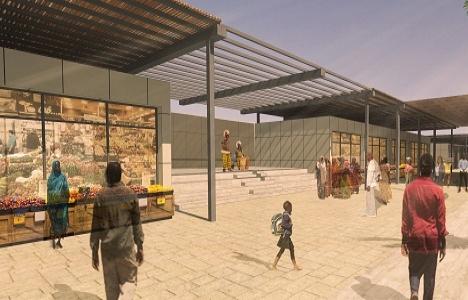 PAB Mimarlık Senegal Kent Pazarları projesine başlıyor!