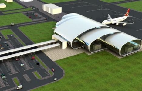 Karaman Havalimanı imzaya açıldı!