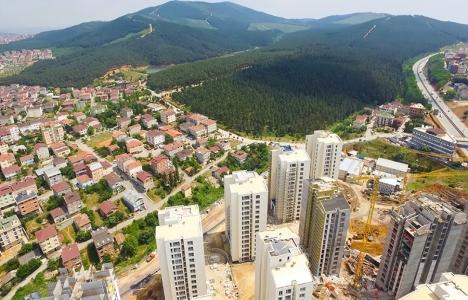 Resim İstanbul Nefes Konutları fiyat listesi 2017!