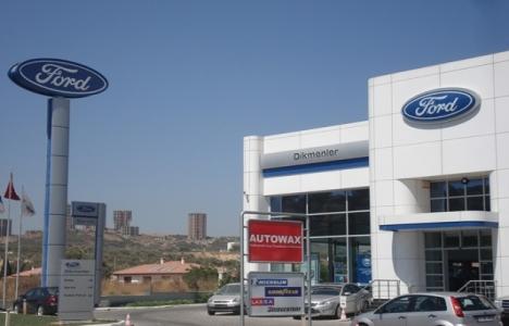 Ford'un Ankara bayisi