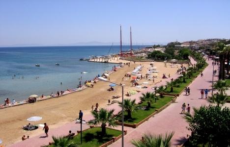 Didim'de turizm sezonu