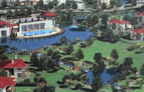 2004 yılında Arkeon Evleri'nde 90.000 Euro'dan başlayan fiyatlarla villa!